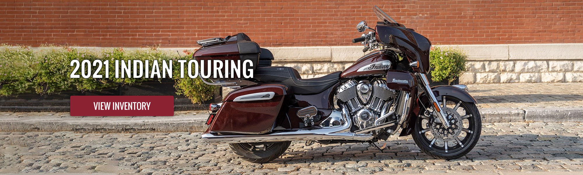 2021 Models - Indian Motorcycle, White Plains 2021 - Touring
